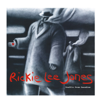 Album Traffic From Paradise by Rickie Lee Jones