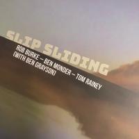 Album Slip Sliding by Rob Burke