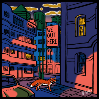 "Read ""We Out Here"" reviewed by"