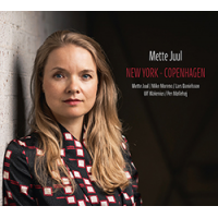 Album New York – Copenhagen by Mette Juul