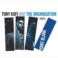 Album Point Blank by Tony Kofi