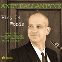 Album Play On Words by Andy Ballantyne