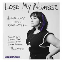 Album Lose My Number by Allegra Levy