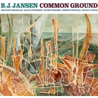 Album Common Ground by BJ Jansen