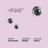 Album Planets of Kei by Samo Salamon