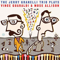 "Read ""The Jerry Granelli Trio Plays The Music Of Vince Guaraldi & Mose Allison"" reviewed by Chris M. Slawecki"