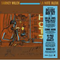 Album La Note Bleue by Barney Wilen
