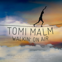 Album Walkin' On Air by Tomi Malm
