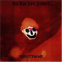 Album Ghostyhead by Rickie Lee Jones