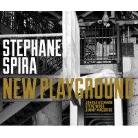 Album New Playground by Stephane Spira