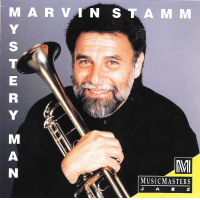 Album Mystery Man by Marvin Stamm