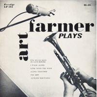 Art Farmer on Prestige: 1953-'55