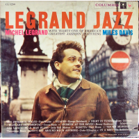 "Read ""Legrand Jazz"" reviewed by Patrick Burnette"