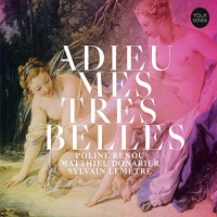 "Read ""Adieu mes très belles"" reviewed by Alberto Bazzurro"