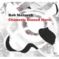 Chimeric Stoned Horn by Rob Mazurek