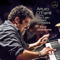 Album Four Questions by Arturo O'Farrill
