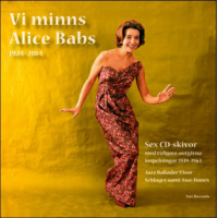 "Read ""Vi minns Alice Babs"" reviewed by Chris Mosey"
