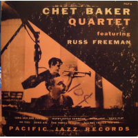 "Read ""Chet Baker Quartet Featuring Russ Freeman"" reviewed by Mark Barnett"
