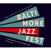 First-Ever Baltimore Jazz Fest Set For October 1