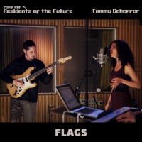 Residents Of The Future - Flags (single video)