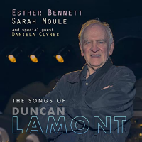 The Songs of Duncan Lamont by Duncan Lamont