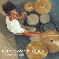 Barrett Martin: The Painted Desert