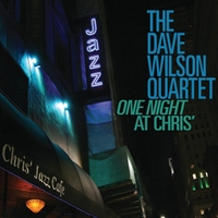 Album One Night At Chris' by Dave Wilson
