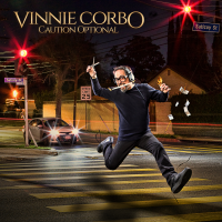 Album Caution Optional by Vinnie Corbo