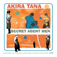 "Read ""Secret Agent Men"" reviewed by Joel Roberts"