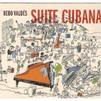 Album Suite Cubana by Bebo Valdes