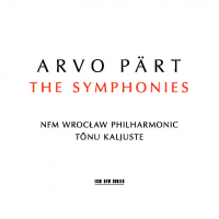 Album Arvo Pärt: The Symphonies by Tõnu Kaljuste