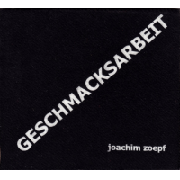 "Read ""Geschmacksarbeit"" reviewed by John Eyles"