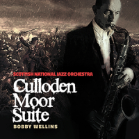 Album Culloden Moor Suite by The Scottish National Jazz Orchestra