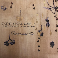"Read ""Cathy Segal-Garcia: A Weaver Of Dreams"" reviewed by Dan Bilawsky"