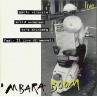 Album 'Mbara Boom by Paolo Vinaccia