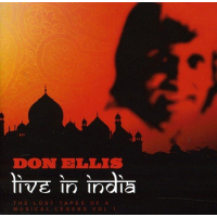 Album Live In India by Don Ellis