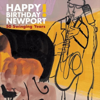 Album Happy Birthday Newport by Benny Moten