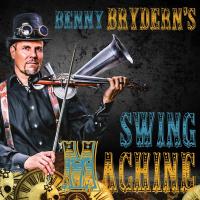 Album Swing Machine by Benny Brydern