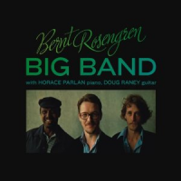 Bernt Rosengren Big Band with Horace Parlan piano, Doug Raney guitar