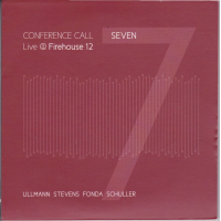 "Album Conference Call Quartet ""Seven"" by Michael Jefry Stevens"