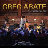 Album Gratitude: Stage Door Live @ the Z by Greg Abate