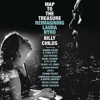 Album Map To The Treasure: Reimagining Laura Nyro by Billy Childs