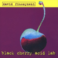 Black Cherry Acid Lab by David Fiuczynski