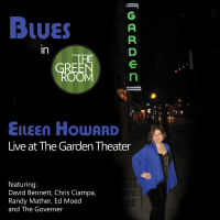 Album Blues in the Green Room by Eileen Howard