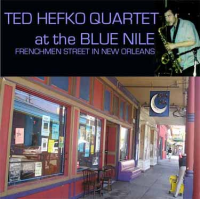 Album Live at The Blue Nile by Ted Hefko