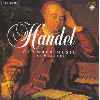 "Read ""Handel:  Complete Harpsichord Music"" reviewed by C. Michael Bailey"