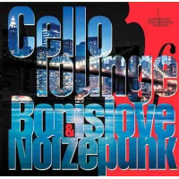 "Read ""Cello Lounge"" reviewed by Raul d'Gama Rose"