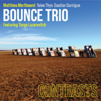 Album Contrasts by Bounce Trio