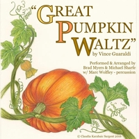 Great Pumpkin Waltz by Brad Myers