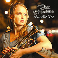 Album So is the Day by Bria Skonberg